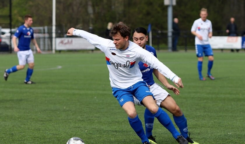 SC Botlek won zaterdag in Goudswaard van ZBVH en is ook volgend seizoen actief in de derde klasse.