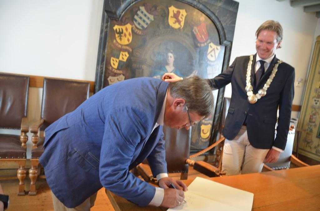 Foto: M. de Haas © BrielsNieuwsland.nl