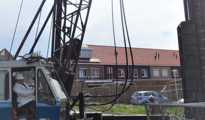 Wonen Wateringen verwacht na de zomer te starten met de verhuur van deze zeven woningen voor senioren.