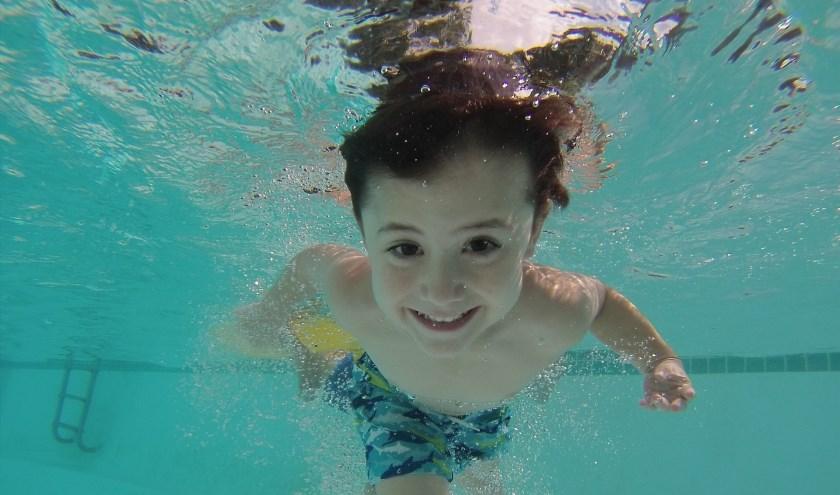 De jonge zwemmers van Goeree-Overflakkee gaan goed hun zomervakantie in!
