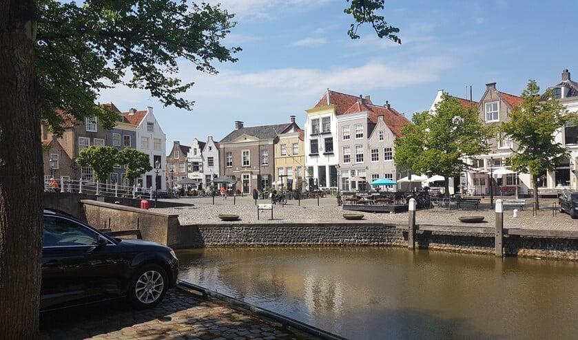 Goedereede is een prachtig stadje met een rijke historie. Het lijkt op sommige plaatsen of de tijd er heeft stilgestaan. (Foto: Nick Ehbel)