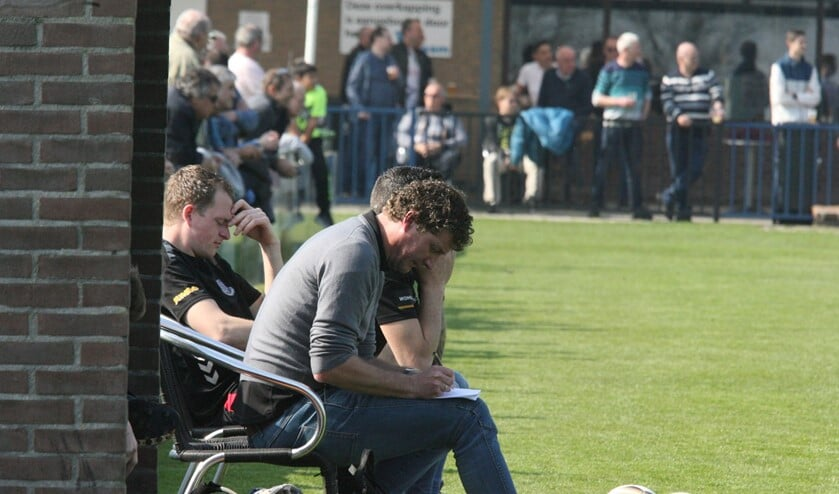 Vierpolders-trainer Paul Bestebreur (Archieffoto: Wil van Balen)