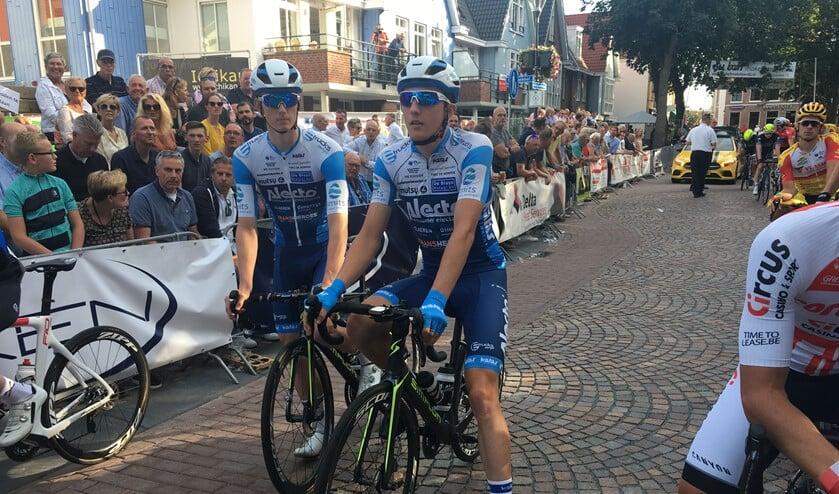 Daan van Sintmaartensdijk hoopt de vorm mee te nemen naar de Ronde van Zuidland waar hij wil er in wil vliegen.