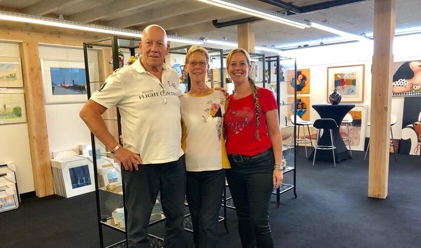 Jan Herman, Toos en Alexandra