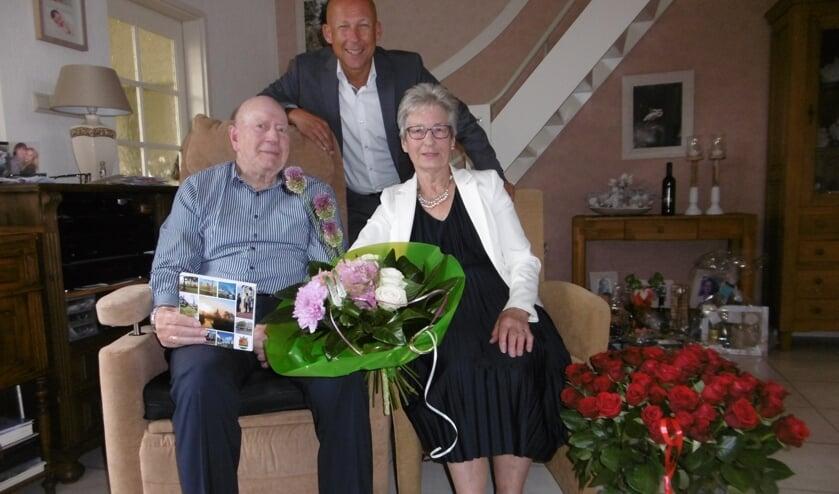 Corry en Jaap zijn al 60 jaar samen.