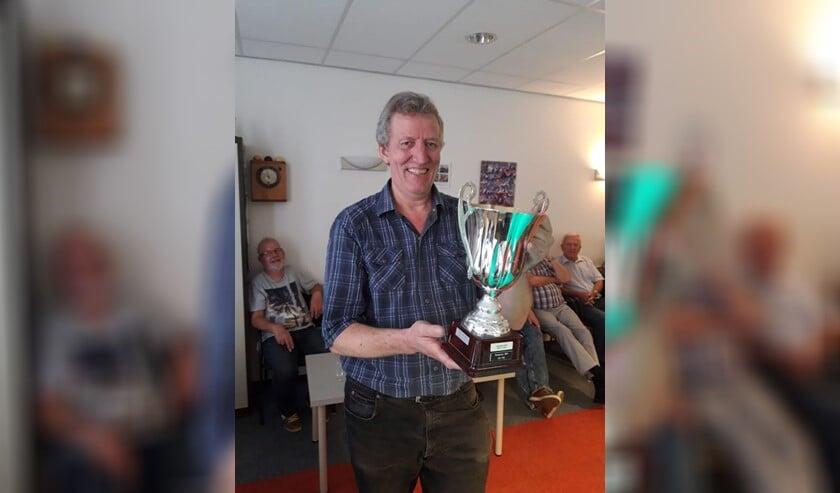 De winnaar Collin van Prooyen