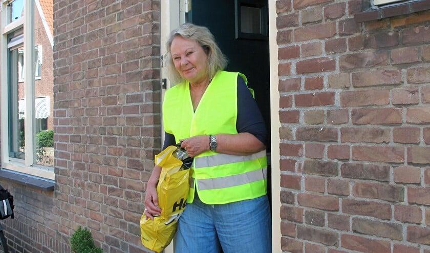 Anja hoopt dat het 21 september  in Brielle een groot succes wordt. Verleden jaar is er  wereldwijd 88 miljoen kilo vuil opgehaald tijdens de World Cleanup Day.