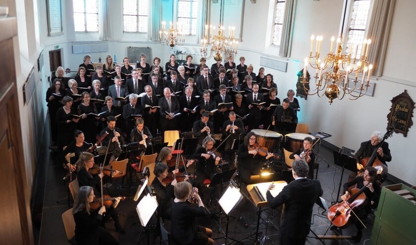 COV Laudando is na de zomervakantie weer met frisse zin gestart met de repetities voor hun Requiemproject 'In paradisum'.