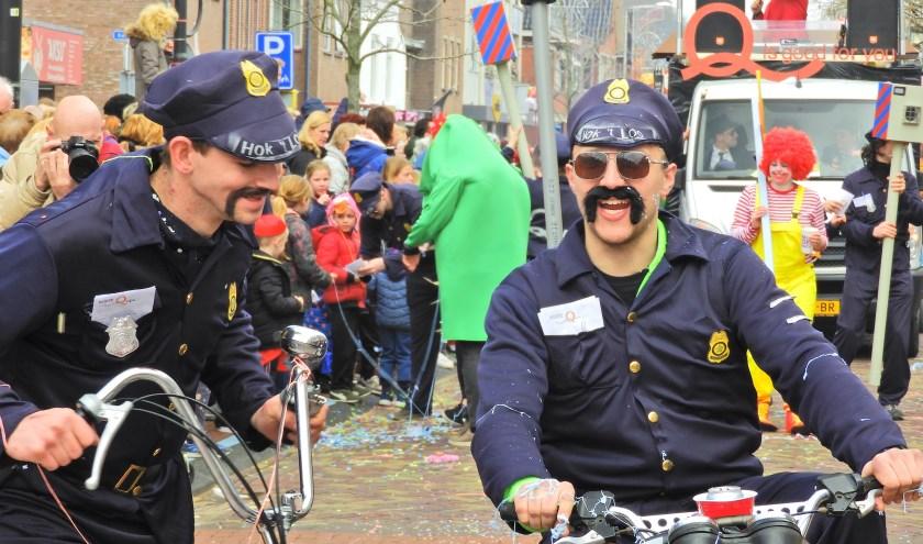 Op 22 februari trekt de jaarlijkse carnalvalsoptocht door de straten van De Lier.