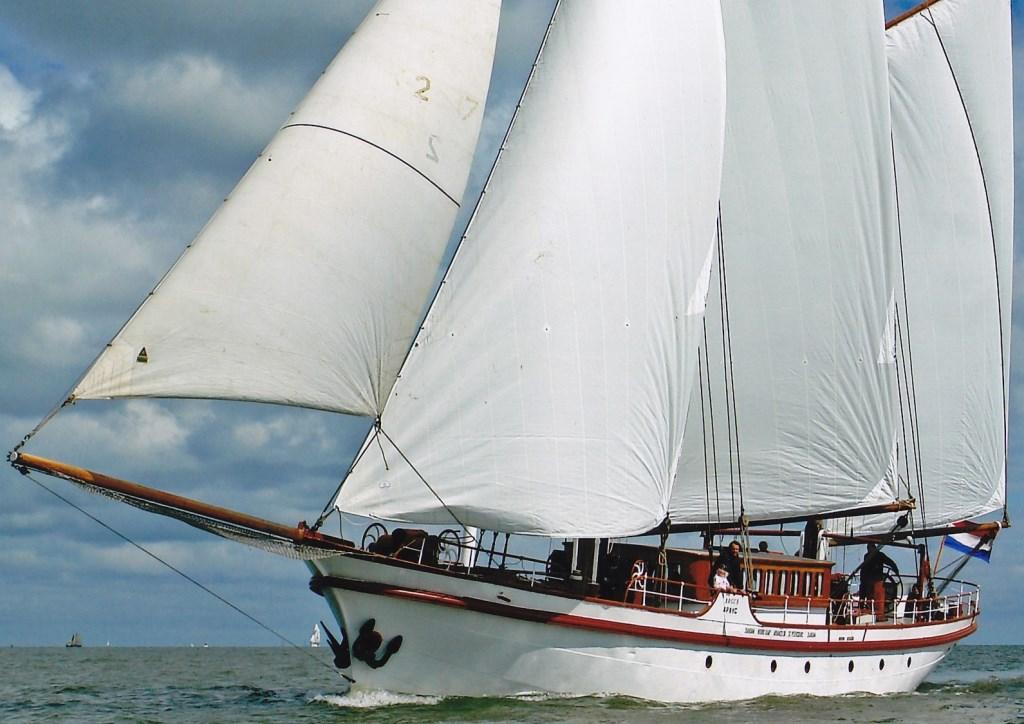 Het historisch Hollands zeilschip Argus  © GGOF.nl