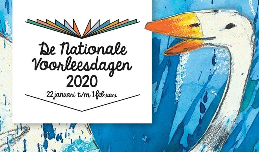 ibliotheek Zuid-Hollandse Delta stelt voorlezen centraal tijdens De Nationale Voorleesdagen.