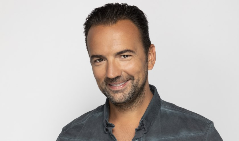 Radio 10-dj Gerard Ekdom.