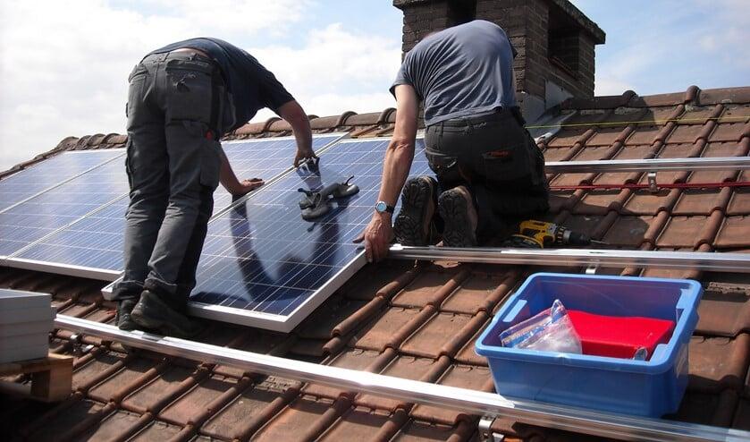 <p>Zonnepanelen verlagen de elektriciteitsrekening.</p>