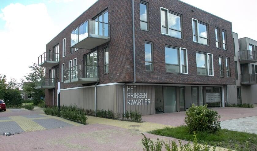 <p><strong>Het Prinsenkwartier aan de M.H. Trompstraat 135</strong> </p>