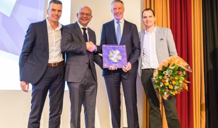De Techniek Nederland Innovatie Award 2020 was een prooi voor Batenburg Techniek.