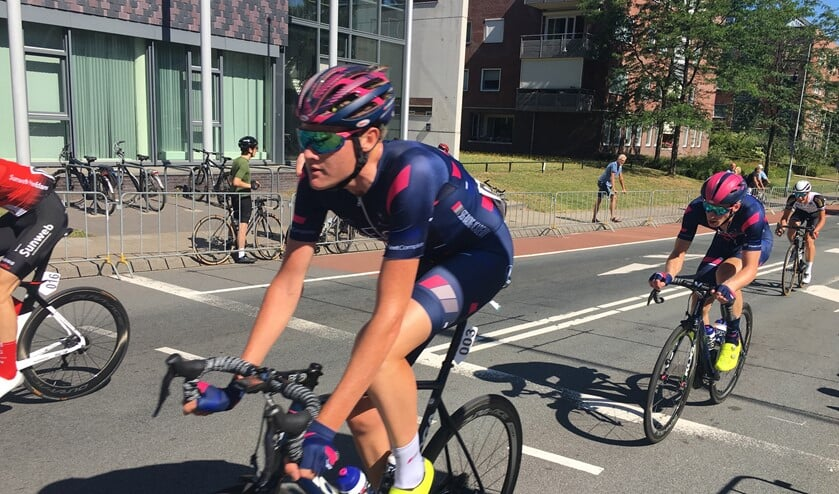 'Ik wil in de etappekoersen via een goede tijdrit gaan voor de eindwinst en wil me ook laten zien in de Ronde van Vlaanderen en Parijs-Roubaix.'