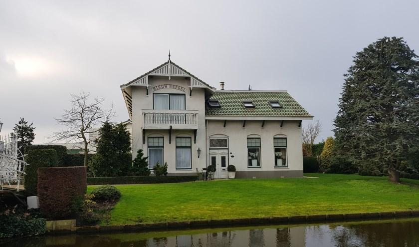 De Historische Vereniging Naaldwijk-Honselersdijk wil huis Nieuw-Honsel behoeden voor de sloophamer.