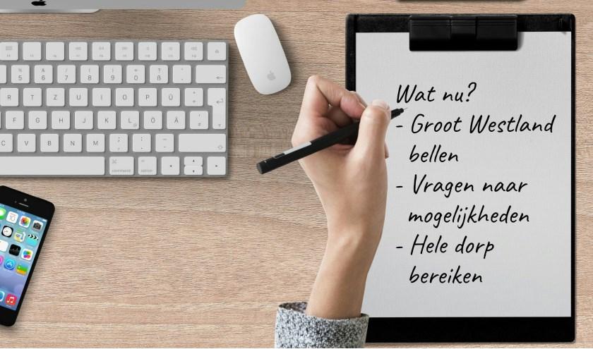 Communiceren naar de Westlanders? Bel Leen van Dam, via 0622 920 696 of mail naar leen@lvandam.nl