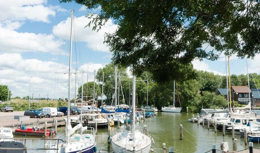Haven Stad aan 't Haringvliet (Foto: Jacquelien Wielaard)