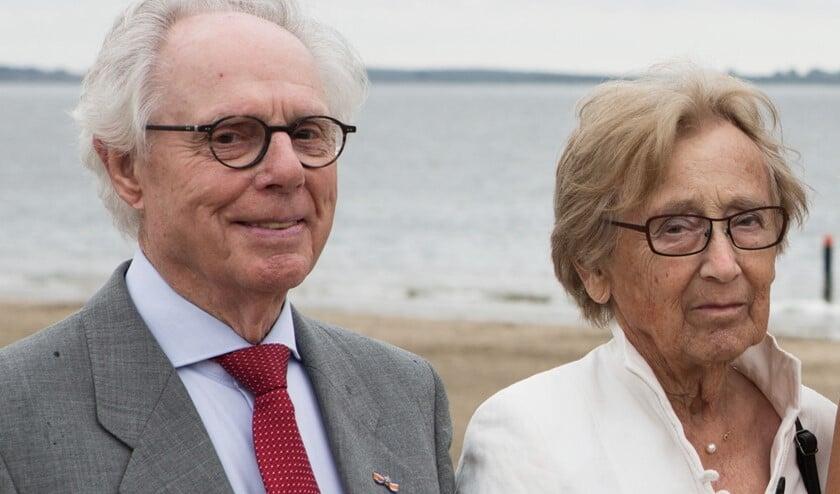 Kor Moree en zijn vrouw Trijnie Moree-Langendoen