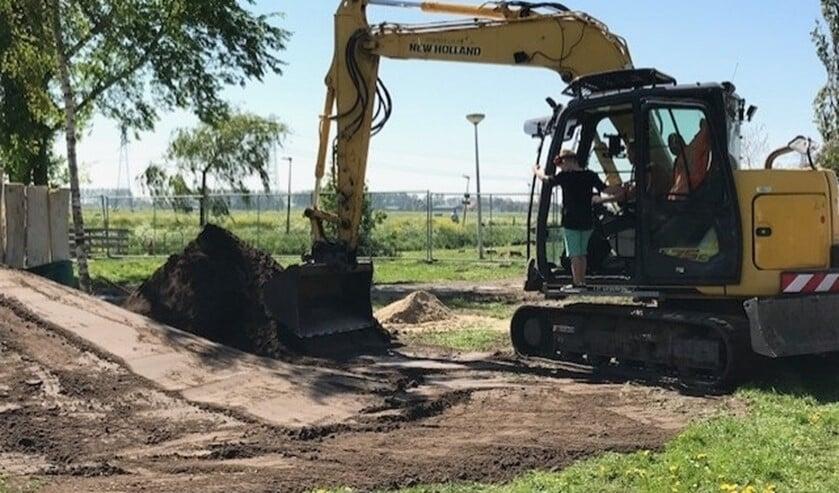 <p>Er is een flinke toename van bouwverkeer en activiteiten met de uitbreidingsplannen voor Numansdorp. (Archieffoto)&nbsp;</p>