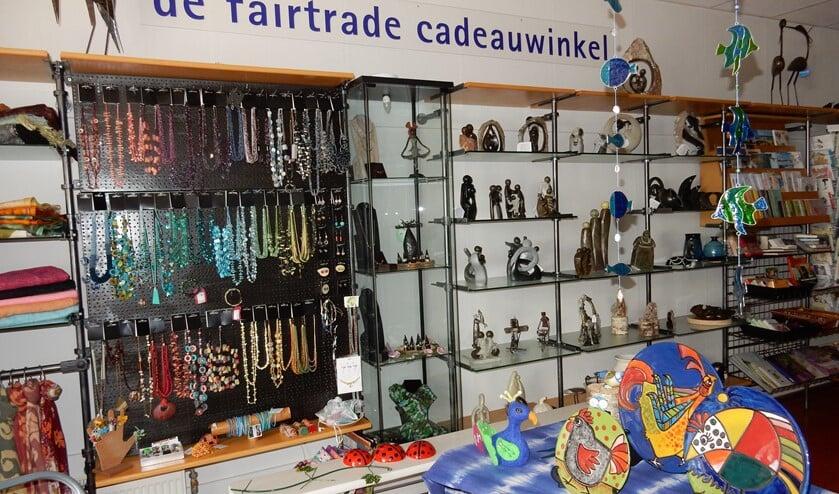 Een origineel fairtrade cadeau vind je bij de Wereldwinkel in Brielle!
