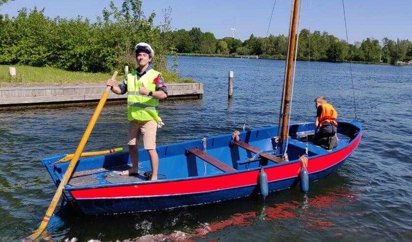 Voor de scouting is het belangrijk dat een vrijwilliger het leuk vindt om dingen uit te leggen en zelf nieuwe dingen wil leren.