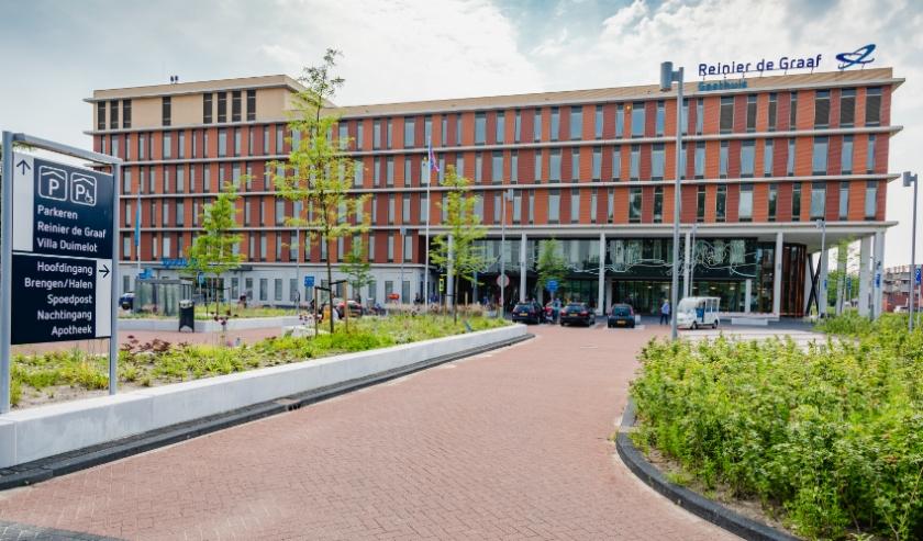 Het Reinier de Graaf ziekenhuis neemt voorzorgsmaatregelen om patiënten veilige zorg te kunnen bieden. Foto: (PR)