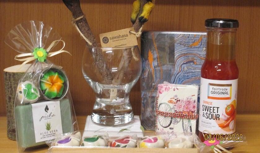 Volop cadeautjes voor juf en meester in de Wereldwinkel!