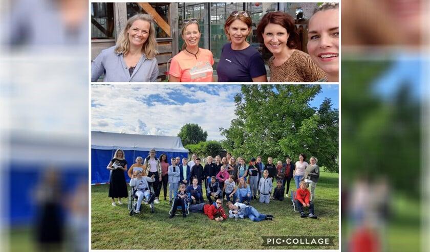 Toch op kamp aan het einde van het schooljaar.