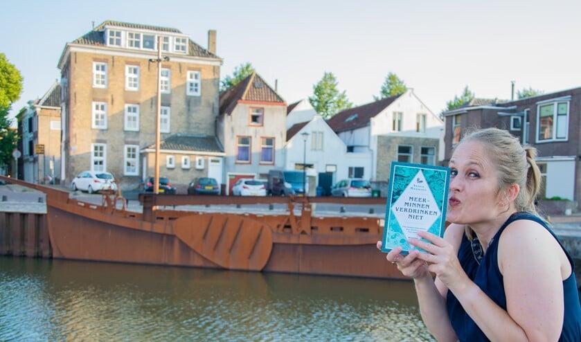Saskia Maaskant presenteert op donderdag 9 juli alweer haar vierde boek!  Foto: Sam Fish