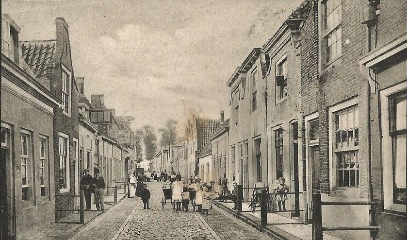 Om welke, nog steeds bestaande Brielse straat, gaat het deze keer?