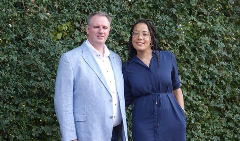 Jan en Sharon Koeslag, de initiatiefnemers van Gods ID.