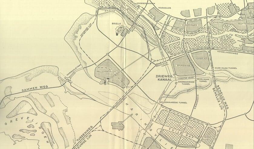 <p>De geschetste plannen in Randstad en Delta.</p>
