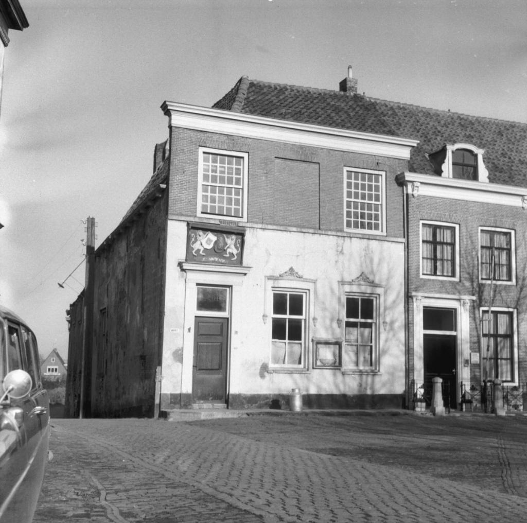 November 1961. Foto: G.J. Dukker / Rijksdienst voor het Cultureel Erfgoed.  © GrootNissewaard.nl