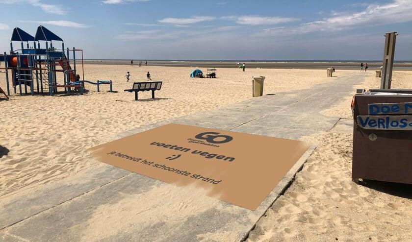 <p>Je zou bijna je voeten vegen als je het strand van Ouddorp betreedt.<br><br></p>