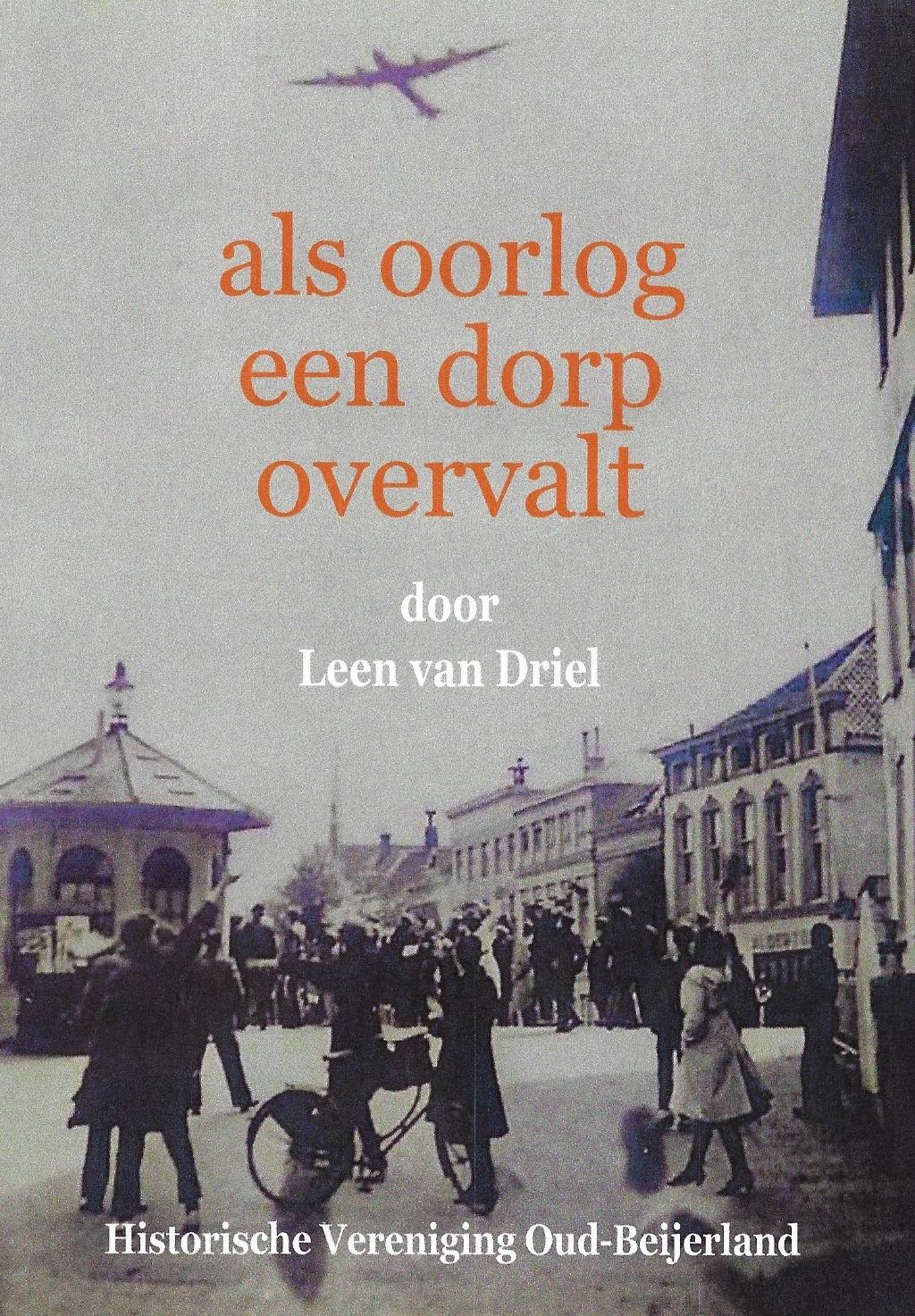 De kaft van het nog te verschijnen boek.  © hetkompasonline.nl