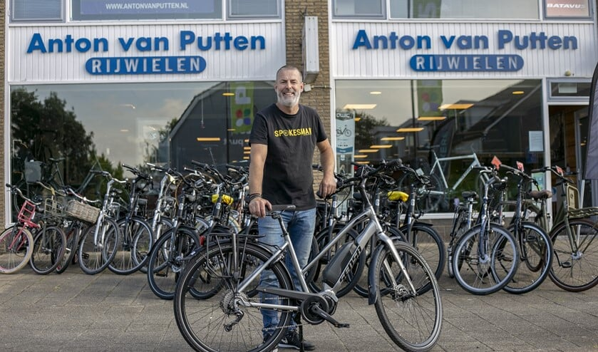 <p>Anton van Putten: &quot;Wij hebben een grote diversiteit aan merken.&quot;</p>