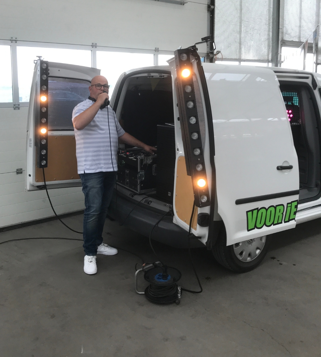DJ Rene  © hetkompasonline.nl