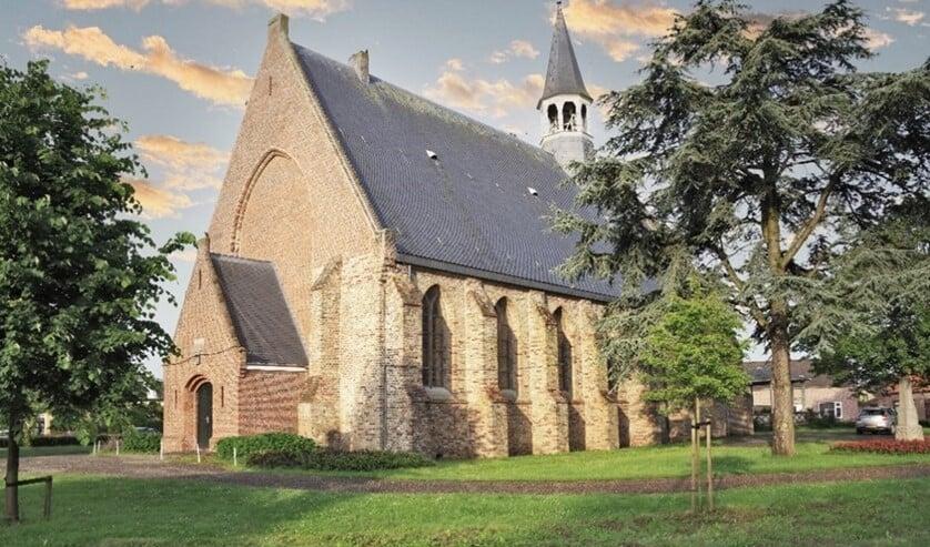 <p>De kerk aan de Ring in Oudenhoorn. </p>