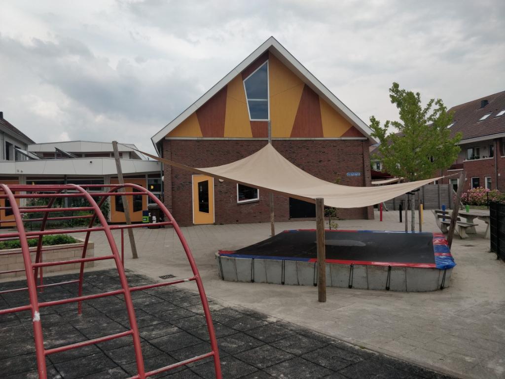 Daltonschool De Vliergers in Middelharnis  © GGOF.nl