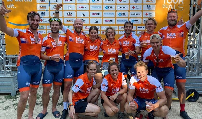 <p>Team Tour du Hans. Foto: PR</p>