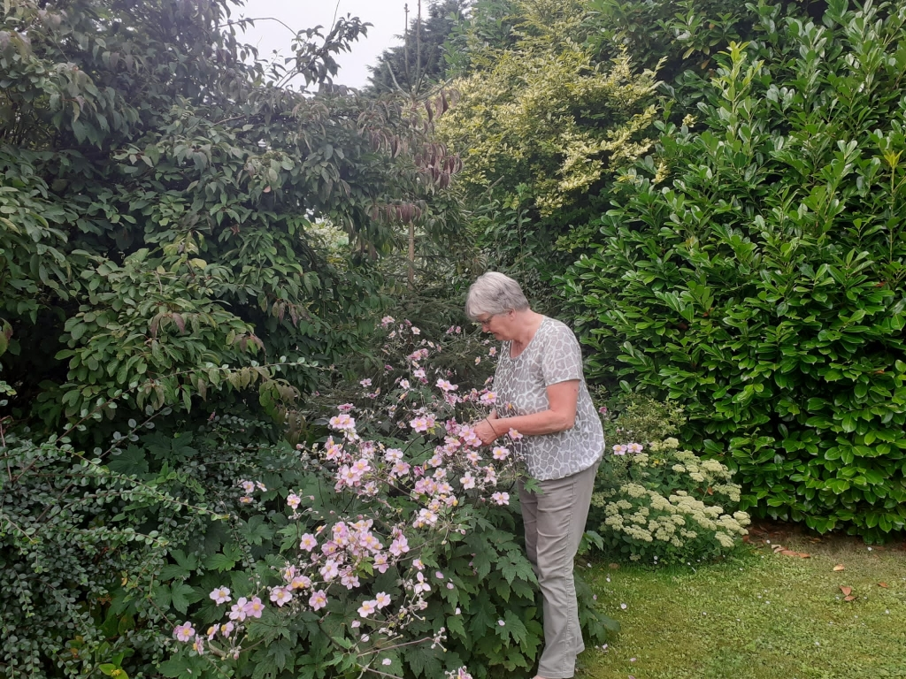 Een van die leuke dingen is het verzorgen van de tuin.  © GGOF.nl