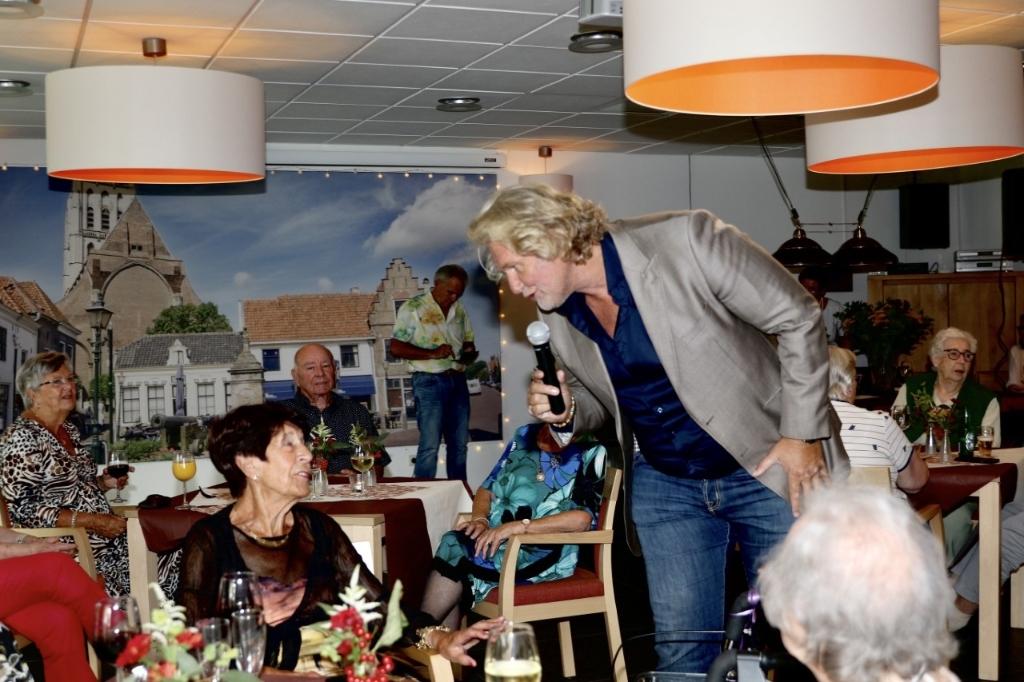 Wil van Balen © BrielsNieuwsland.nl