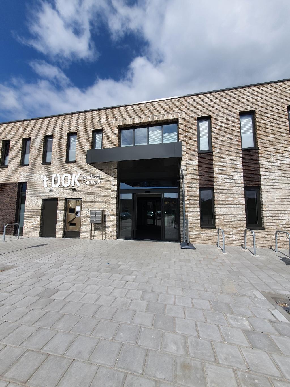 Het nieuwe gebouw aan de Herman Heijermansstraat  © GGOF.nl