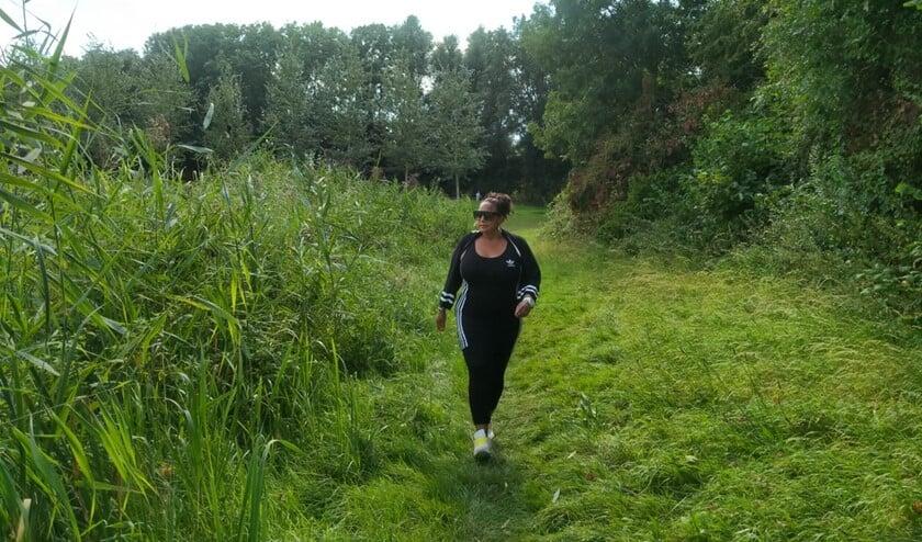 <p>&nbsp;Deze week deelt Gissella op verzoek haar eigen passie voor de wandelsport.</p>