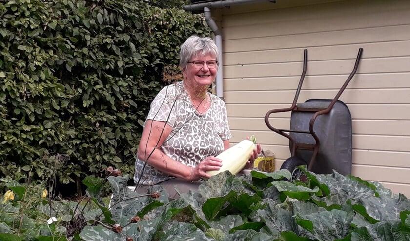 <p>Schooldirecteur Eileen Willers vindt het tijd om te stoppen en met haar man Piet leuke dingen te gaan doen.</p>