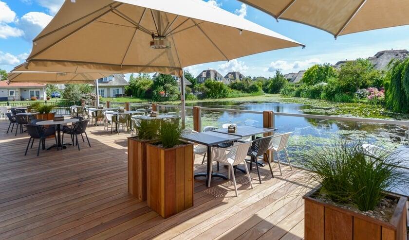 <p>Het restaurant is trots 2e van de provincie Zuid-Holland te zijn in de Misset Horeca Terras Top 100.&nbsp;&nbsp;</p>