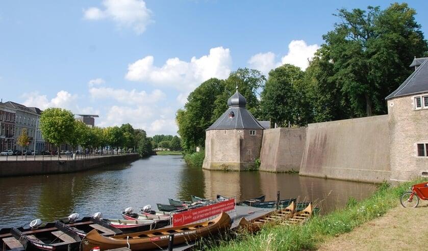 Warmste septemberdag ooit in Breda.