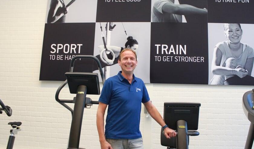"""""""Het team van PMC Zuid West Nederland investeert in de gezondheid van onze cliënten"""",aldus teamleider Rob de Graaf"""